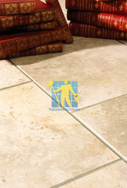 limestone tiles brushed jerusalem grey gold sample Molonglo Valley cleaning