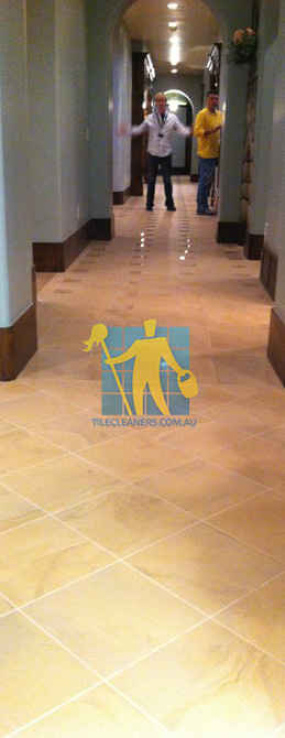 traditional entry with large porcelain tiles were laid in a basketweave pattern Jerrabomberra